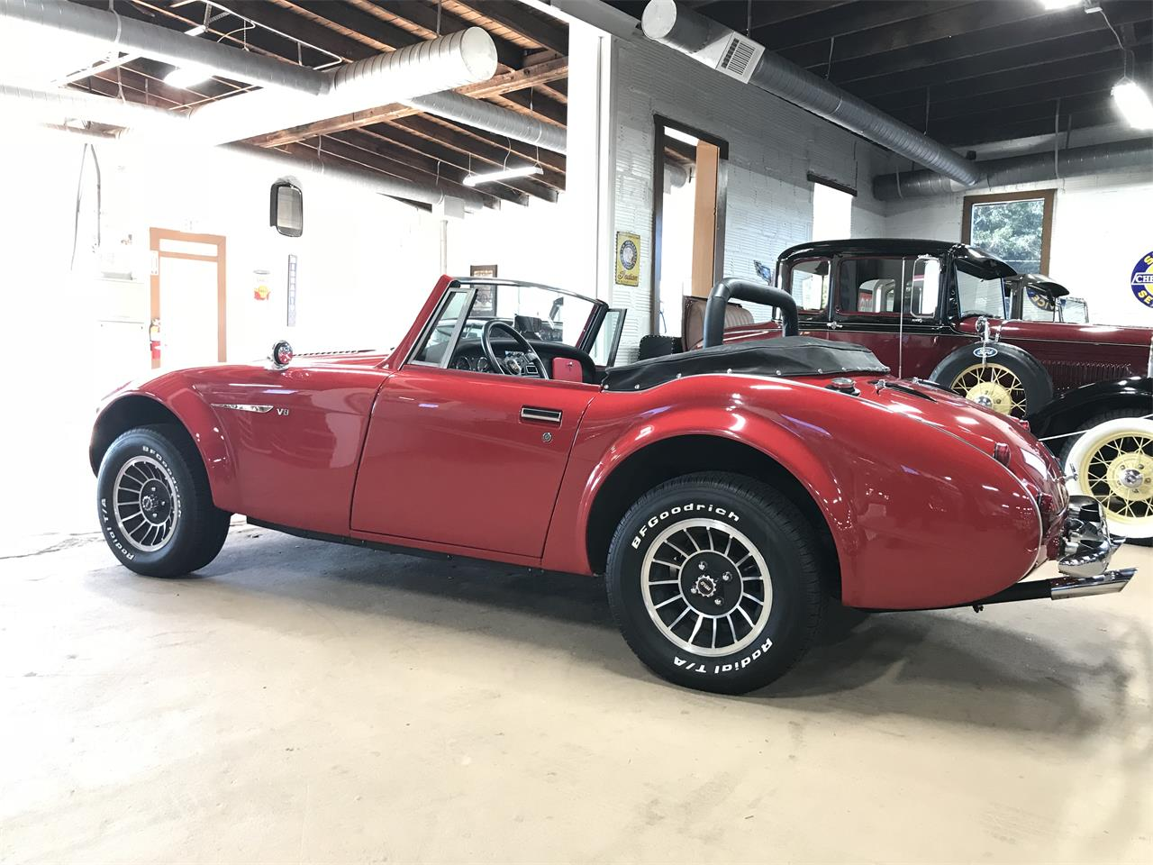 Large Picture of 1988 Austin-Healey Replica located in Toccoa Georgia - $21,500.00 Offered by Miles Through Time - M7JZ