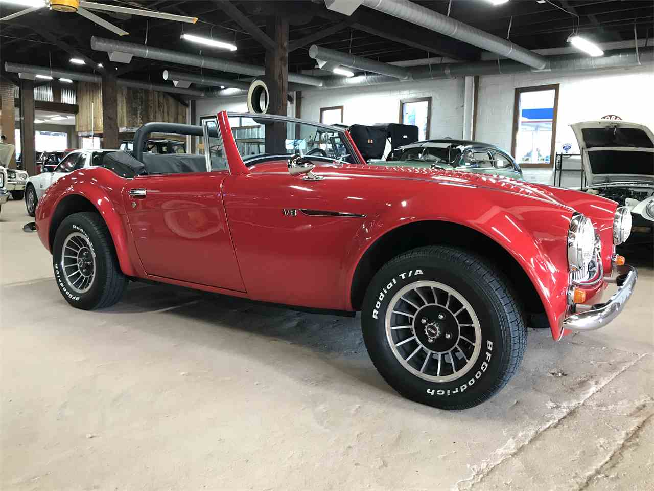 Large Picture of '88 Austin-Healey Replica located in Toccoa Georgia - M7JZ