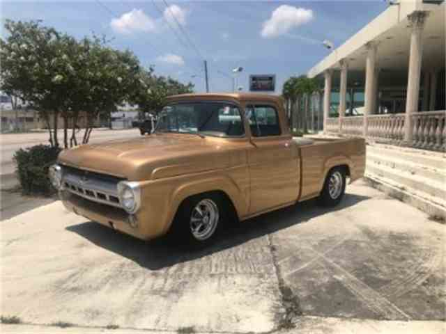 Picture of '57 F100 - M38H
