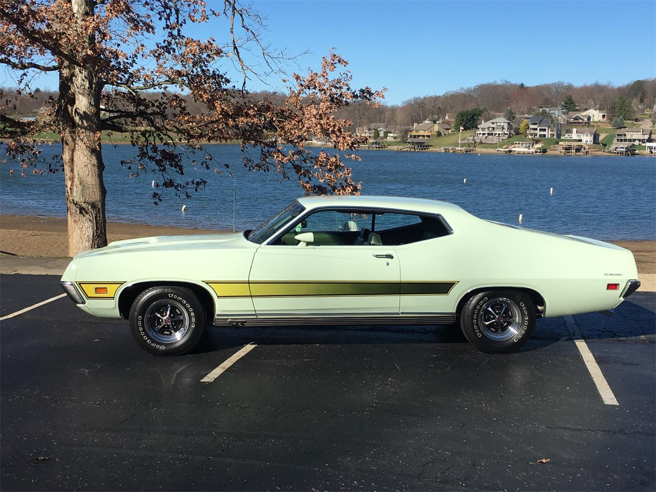 Large Picture of '71 Torino - M7KX