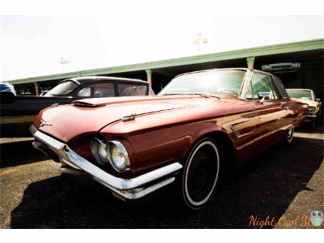 1965 Ford Thunderbird for Sale | ClassicCars.com | CC-1030626
