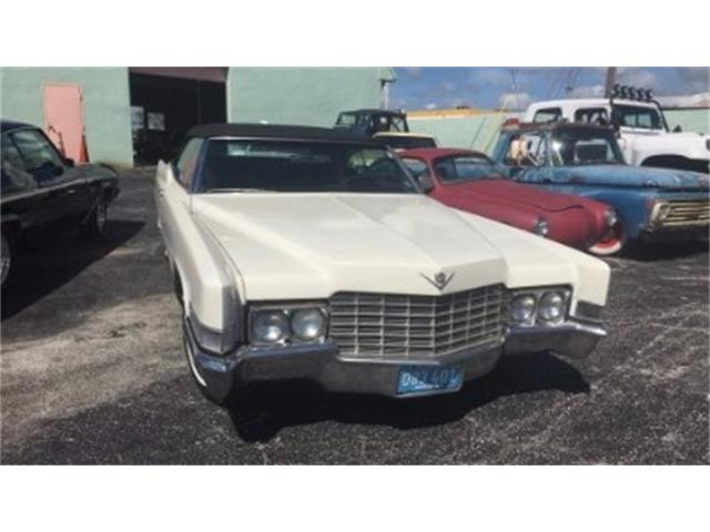 Picture of '69 Cadillac Convertible located in Florida - M38M