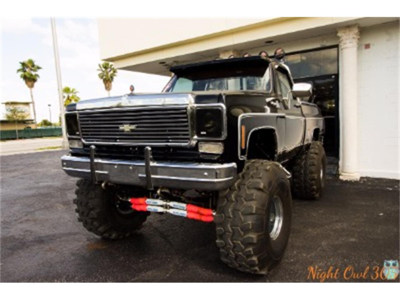 1976 Chevy Monster Truck For Sale Classiccars Com Cc 1030632