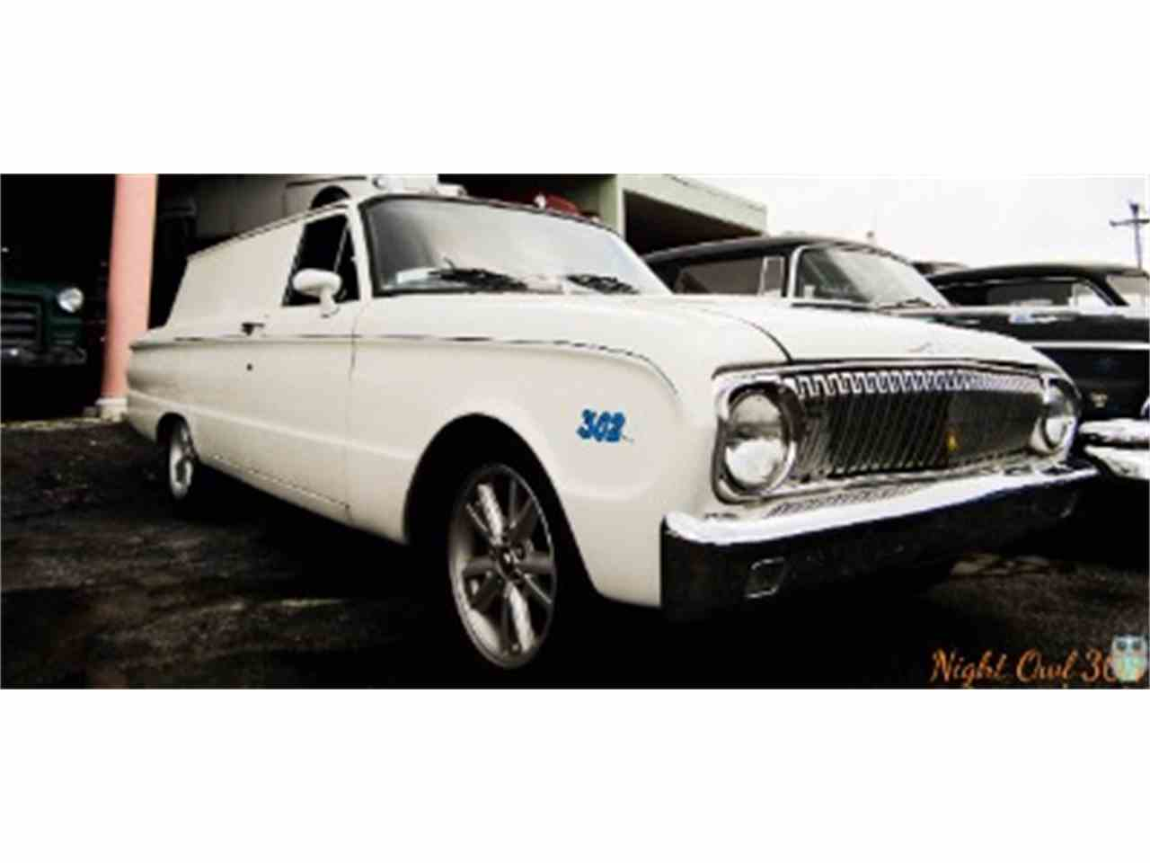 1963 Ford WHITE for Sale | ClassicCars.com | CC-1030635