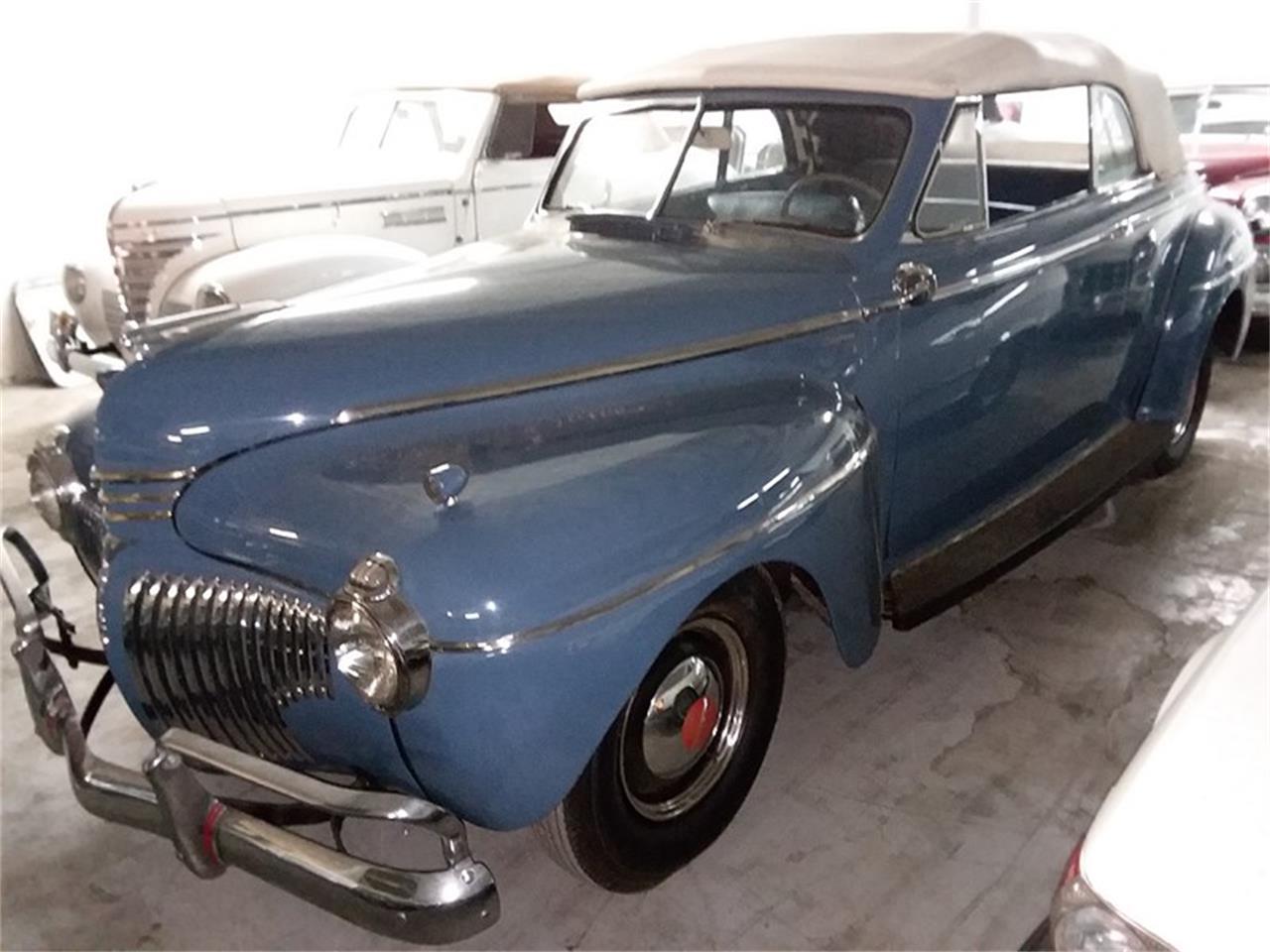 Car Dealers Birmingham >> 1941 DeSoto Custom Coupe for Sale   ClassicCars.com   CC-1036394