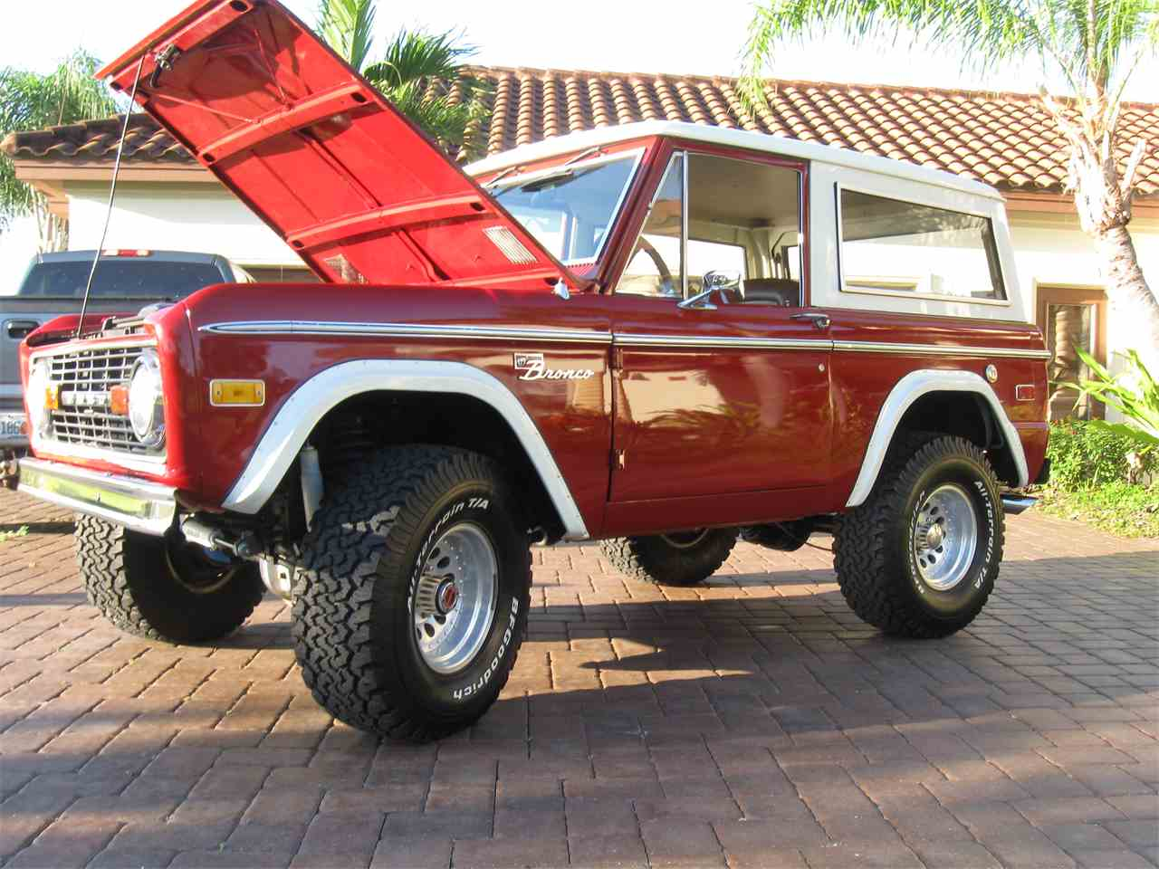1971 ford bronco for sale cc 1036398. Black Bedroom Furniture Sets. Home Design Ideas