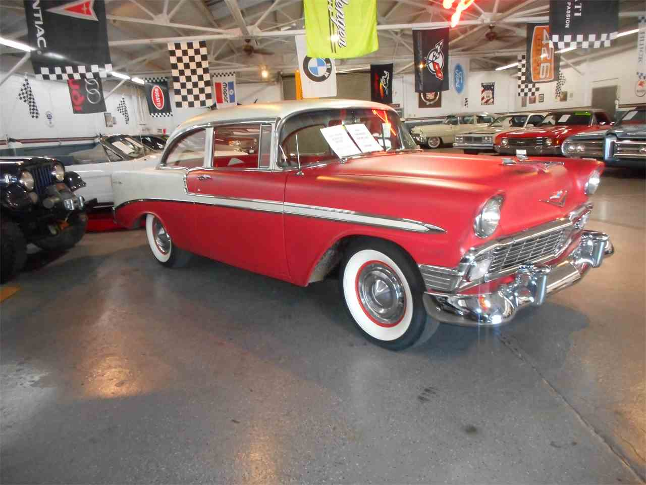 1956 Chevrolet 210 for Sale | ClassicCars.com | CC-1036407