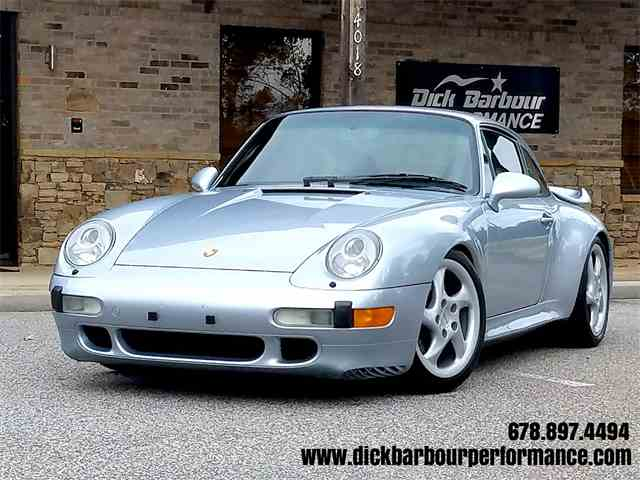 Picture of '96 911 Carrera Turbo - M7PK