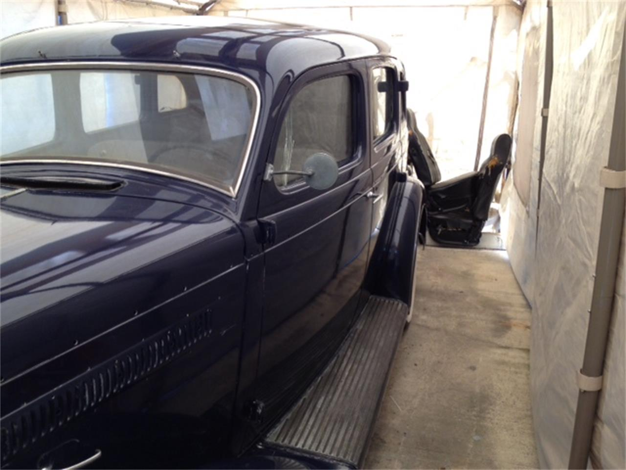 Large Picture of Classic 1936 Dodge 4-Dr Sedan - $12,500.00 Offered by a Private Seller - M7PT