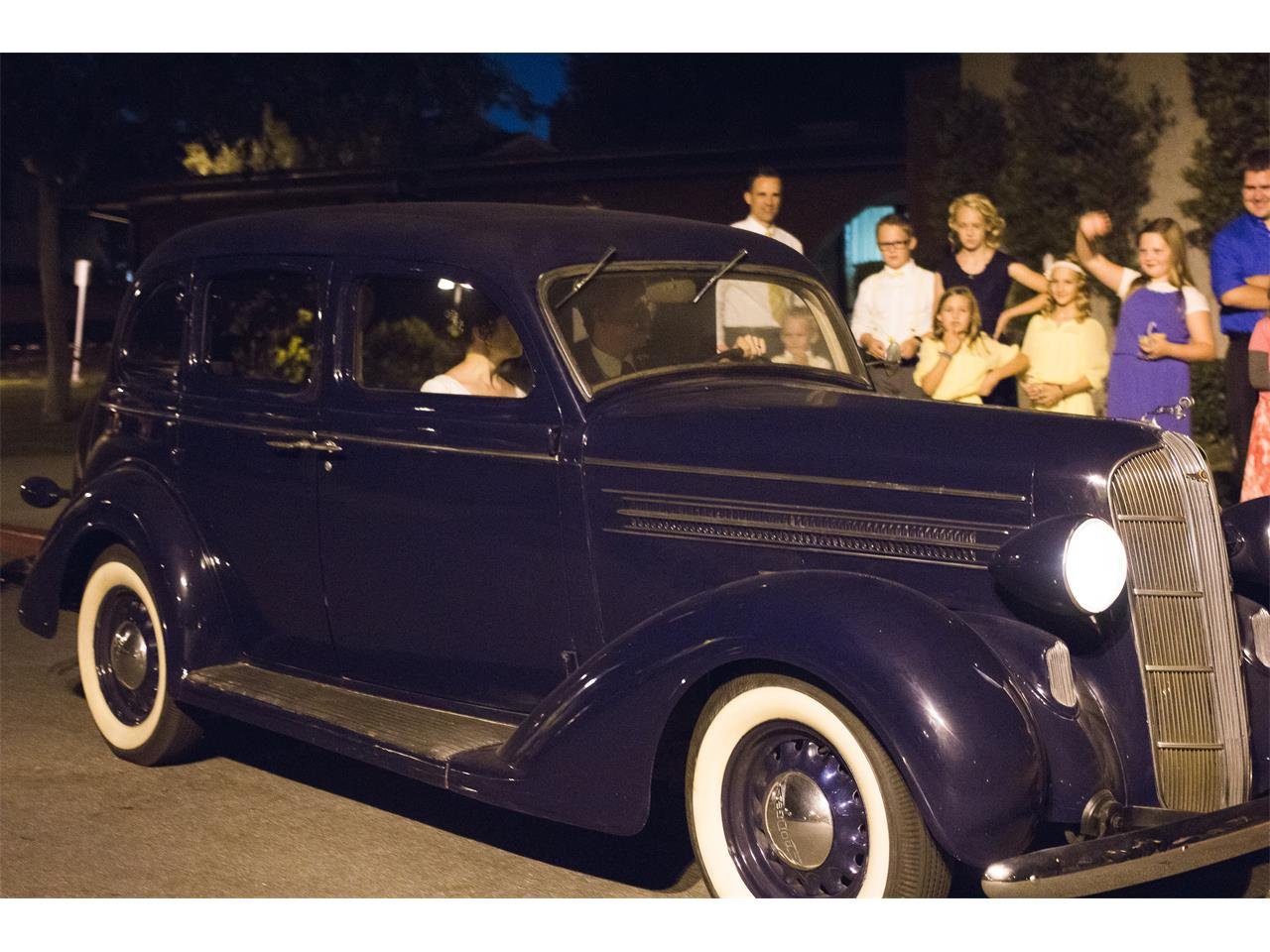 Large Picture of Classic 1936 Dodge 4-Dr Sedan located in California - $12,500.00 Offered by a Private Seller - M7PT