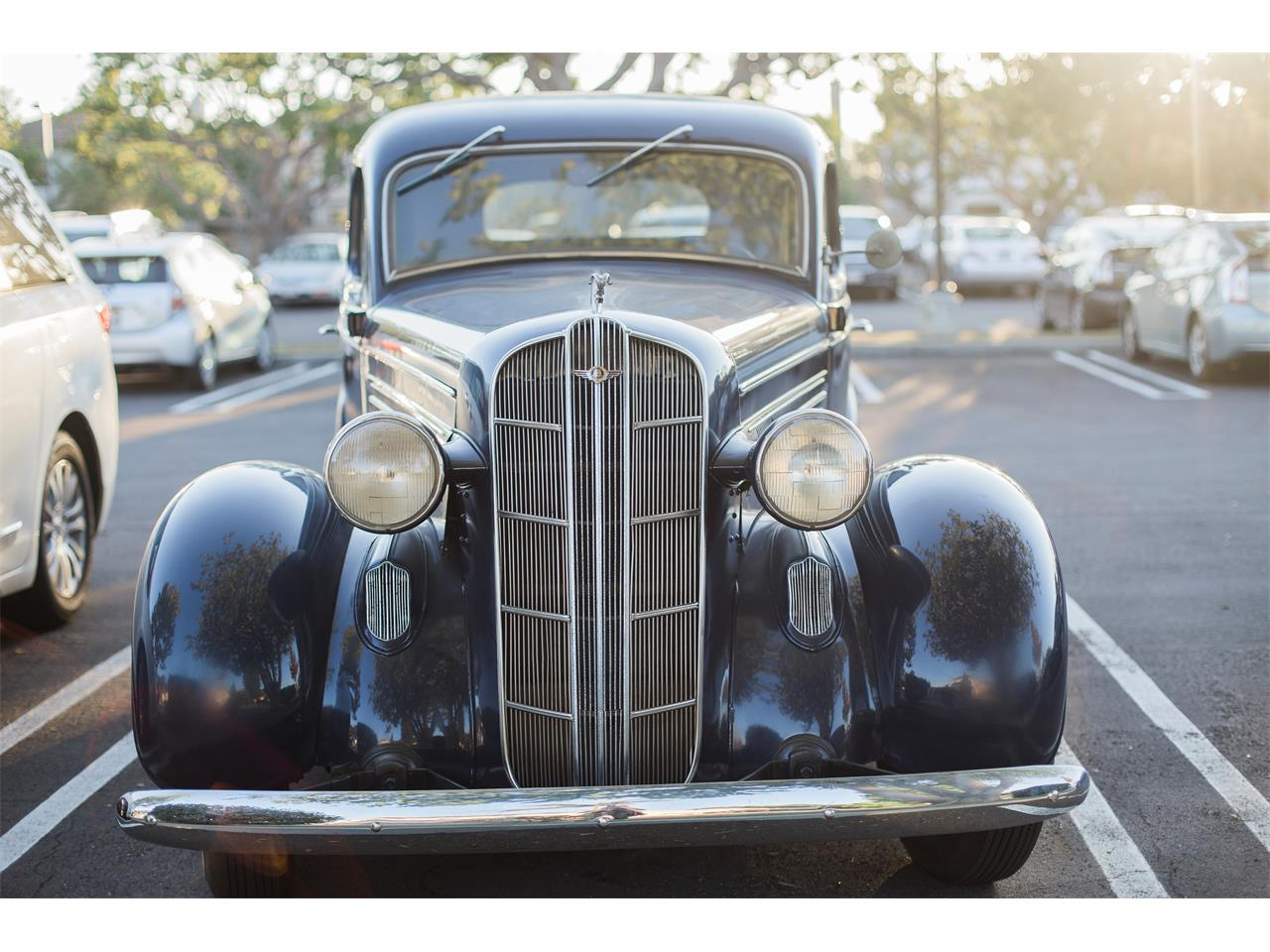 Large Picture of '36 4-Dr Sedan - $12,500.00 Offered by a Private Seller - M7PT