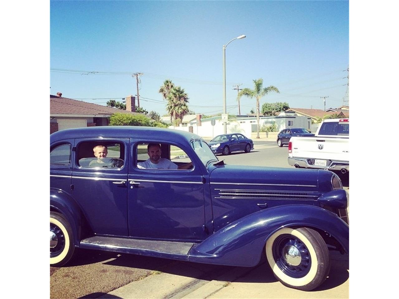 Large Picture of Classic '36 Dodge 4-Dr Sedan located in Westminster California Offered by a Private Seller - M7PT