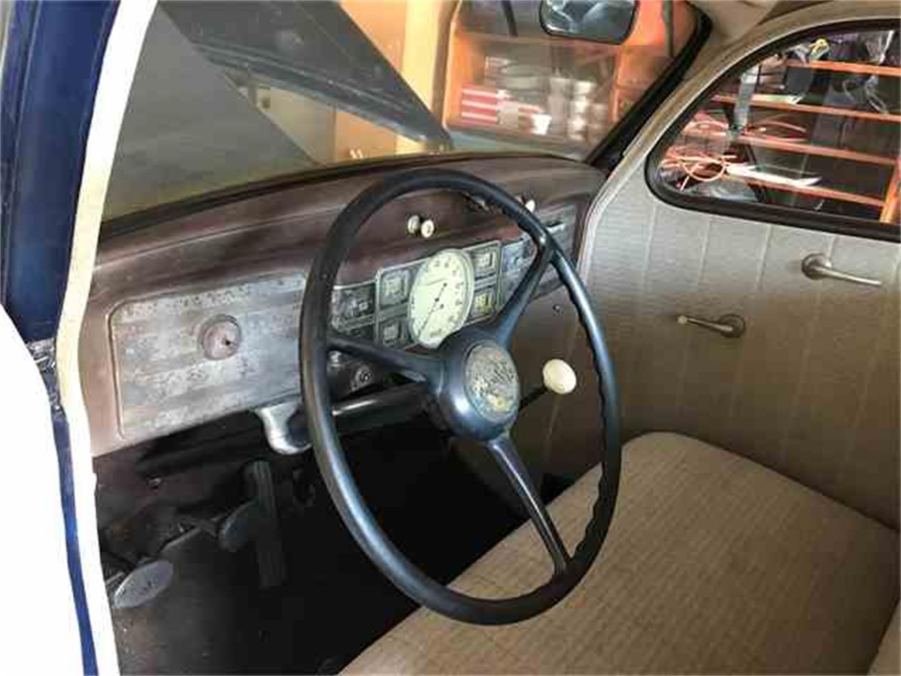 Large Picture of 1936 Dodge 4-Dr Sedan located in California - $12,500.00 Offered by a Private Seller - M7PT