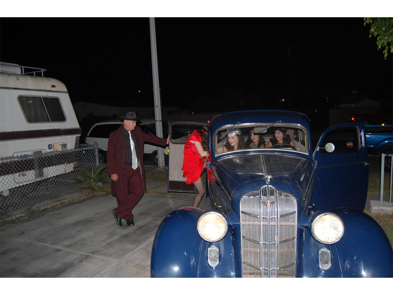 Large Picture of '36 4-Dr Sedan located in Westminster California - $12,500.00 Offered by a Private Seller - M7PT