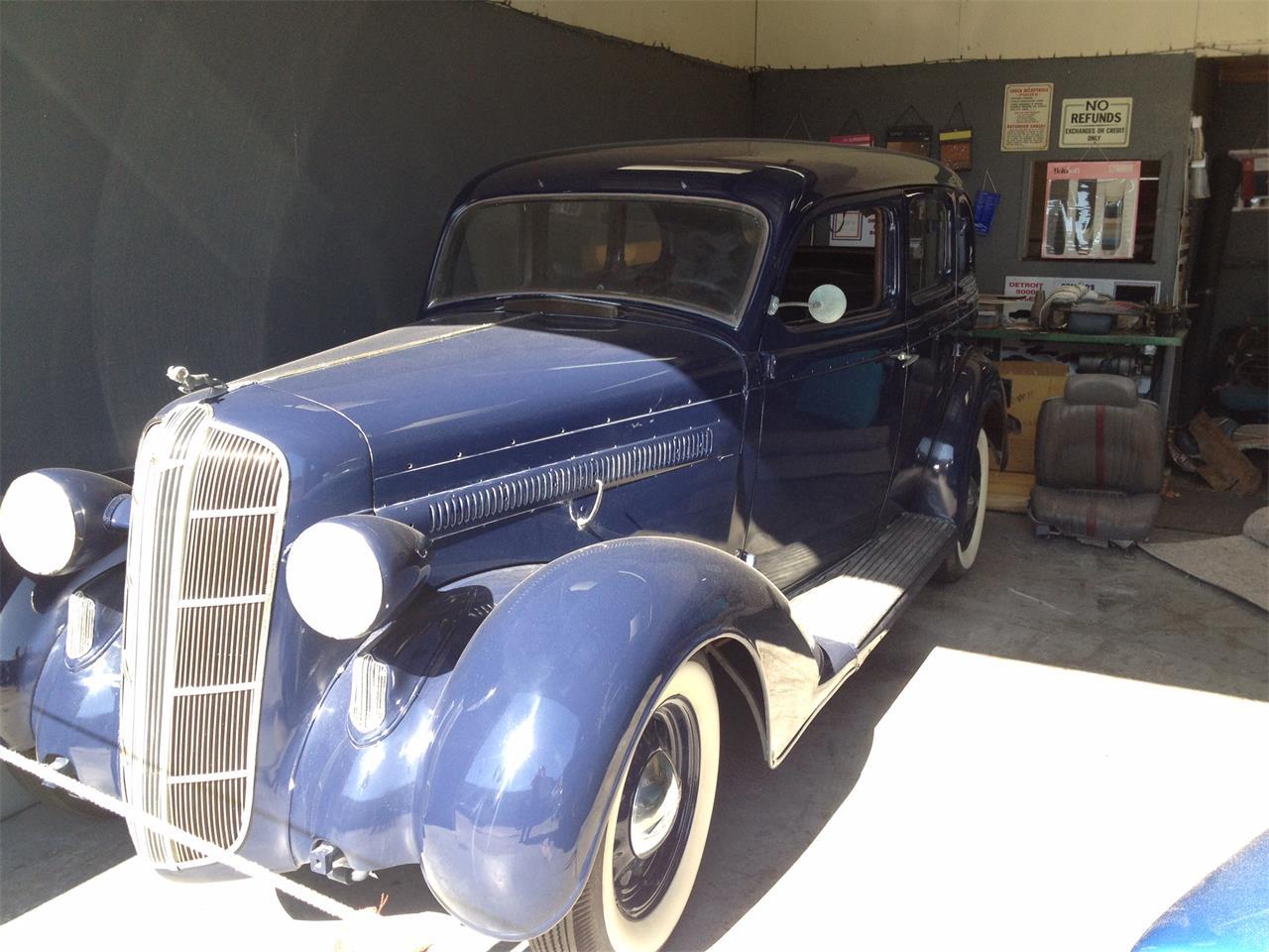 Large Picture of '36 Dodge 4-Dr Sedan located in California - M7PT