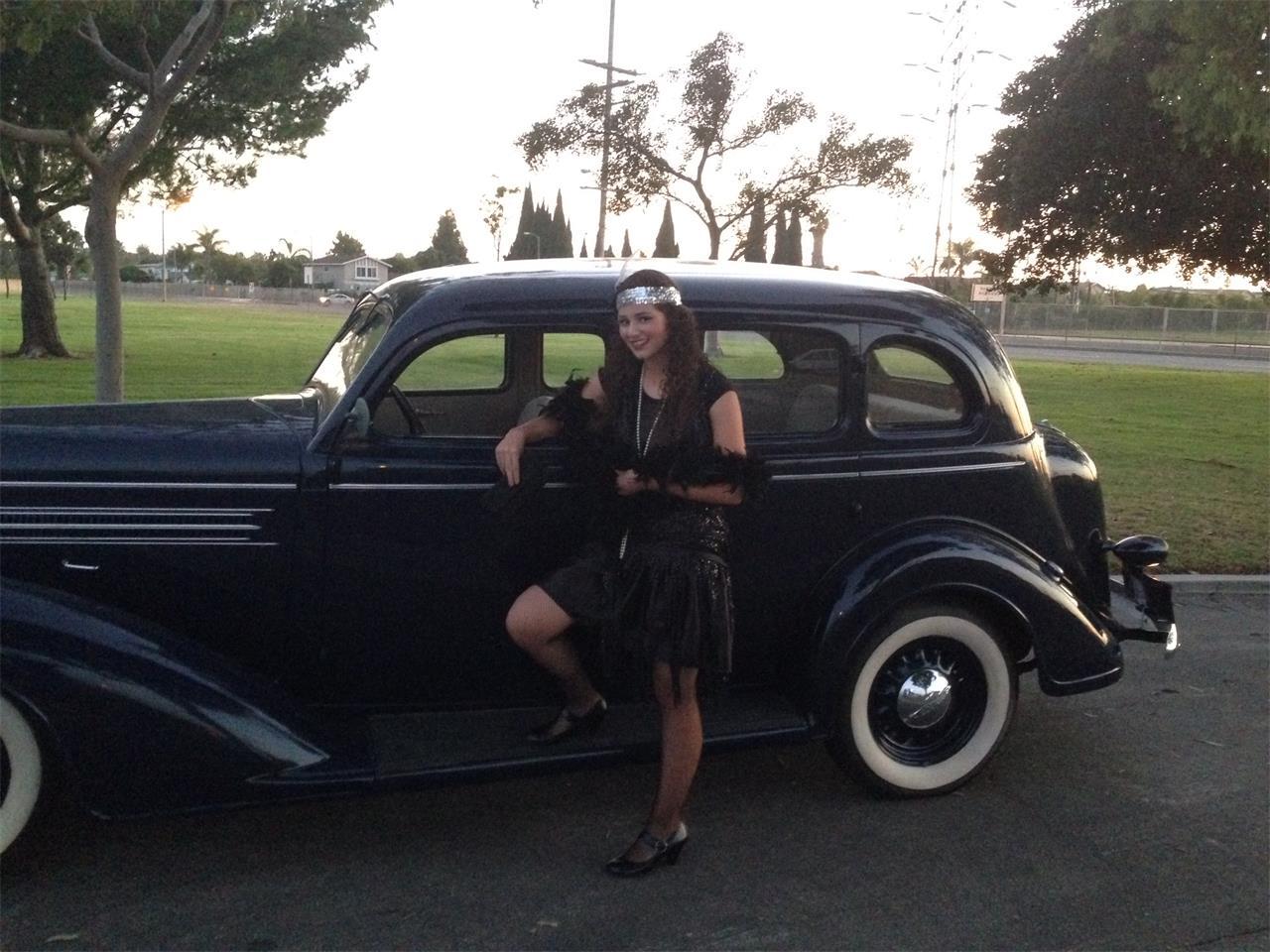 Large Picture of Classic '36 4-Dr Sedan located in California - M7PT