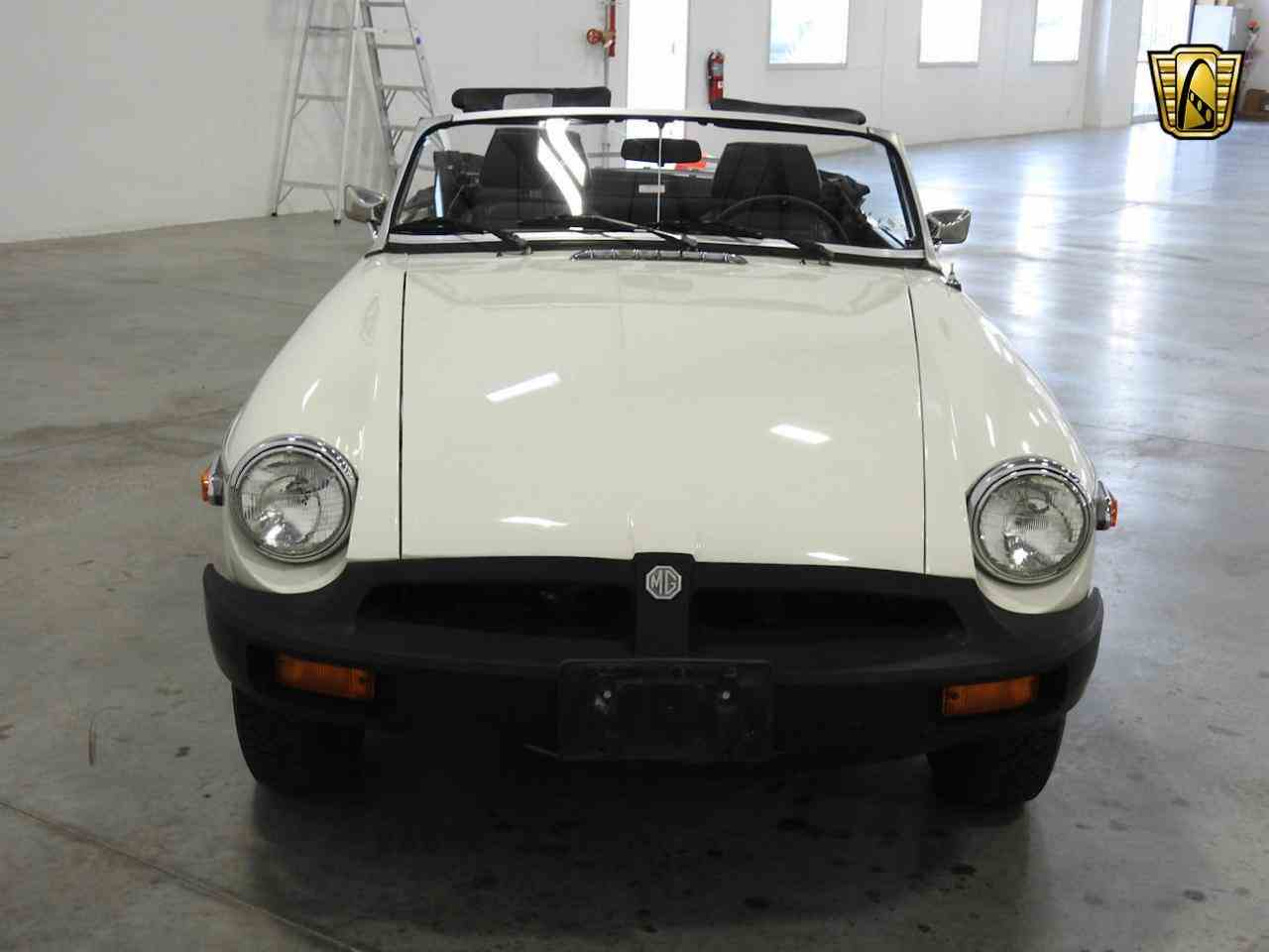 Large Picture of '79 MGB - M7QO