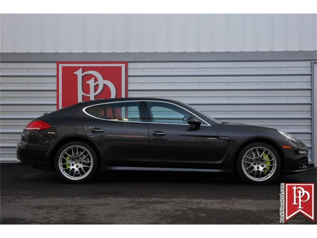 Large Picture of '15 Panamera located in Washington Offered by Park Place Ltd - M7QY