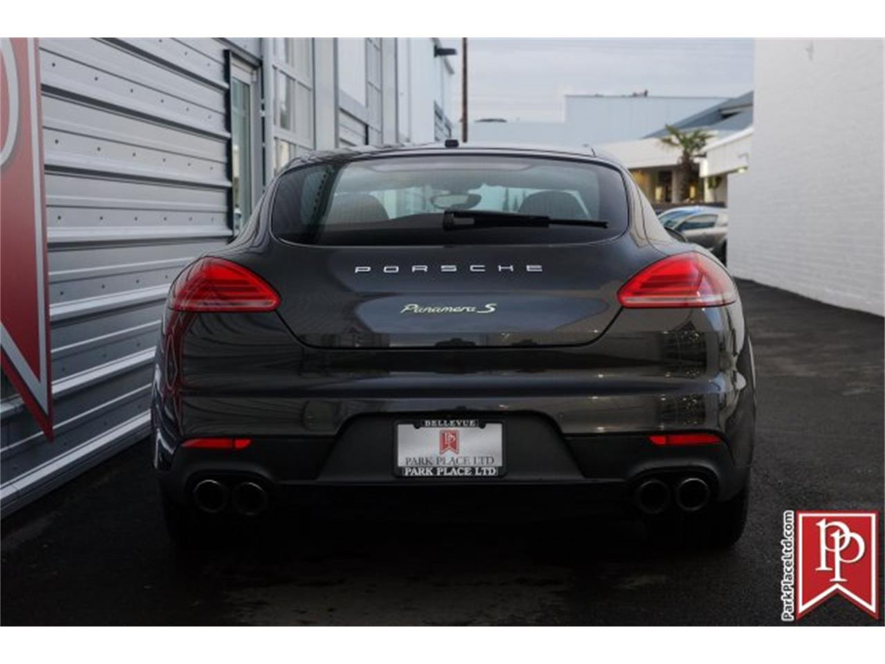 Large Picture of '15 Porsche Panamera Offered by Park Place Ltd - M7QY