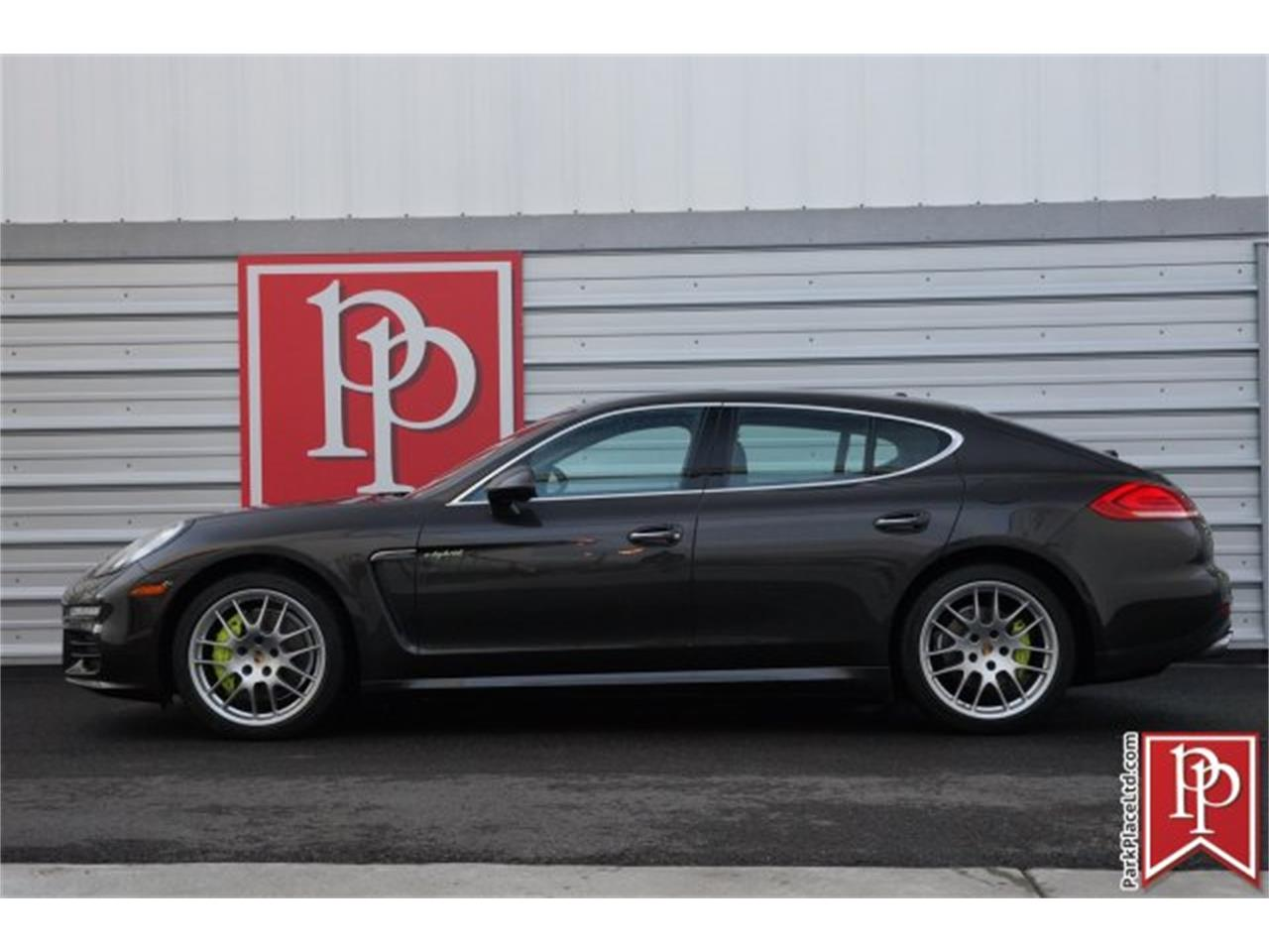 Large Picture of 2015 Panamera Offered by Park Place Ltd - M7QY