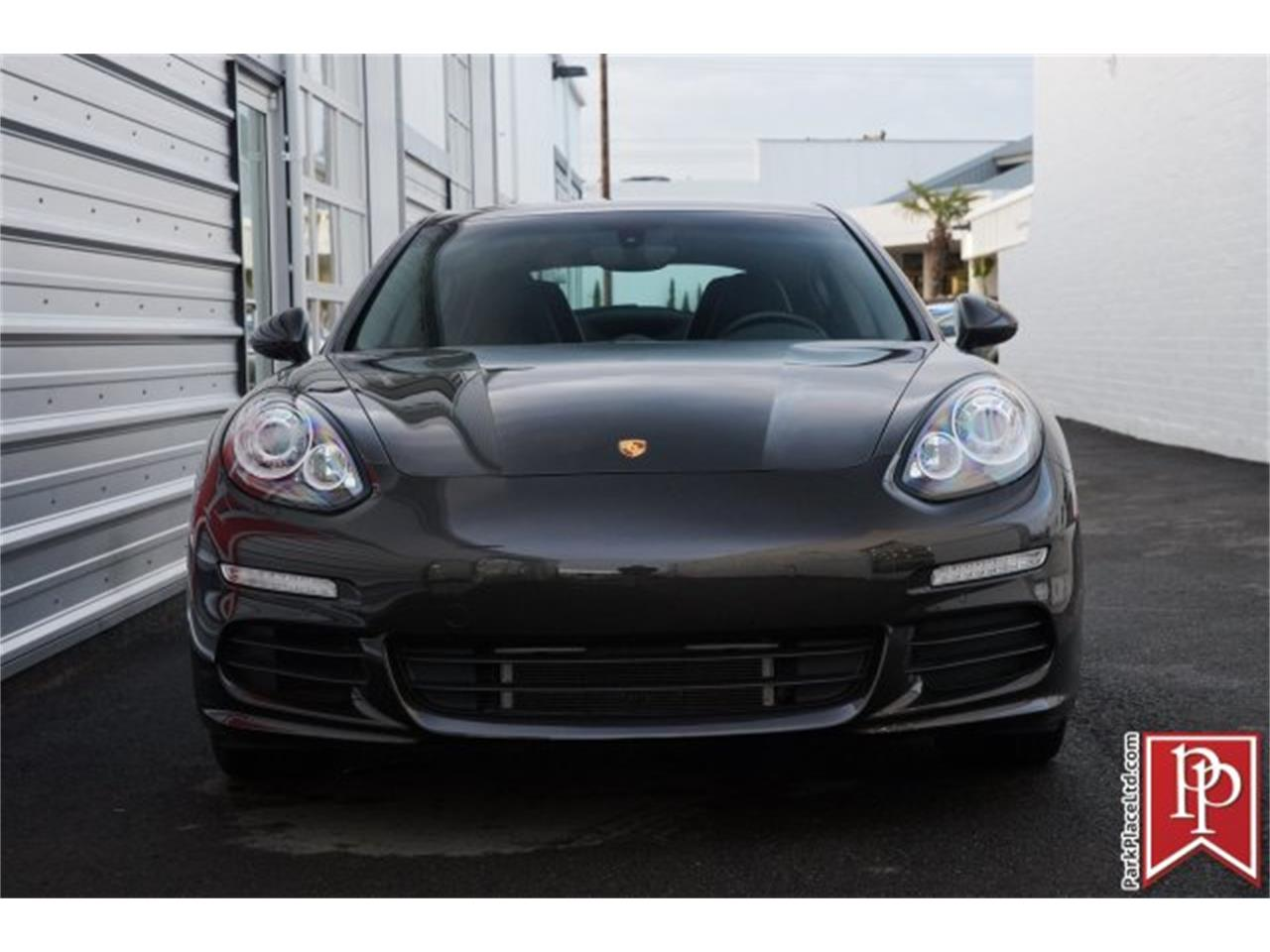 Large Picture of 2015 Panamera - $55,950.00 Offered by Park Place Ltd - M7QY