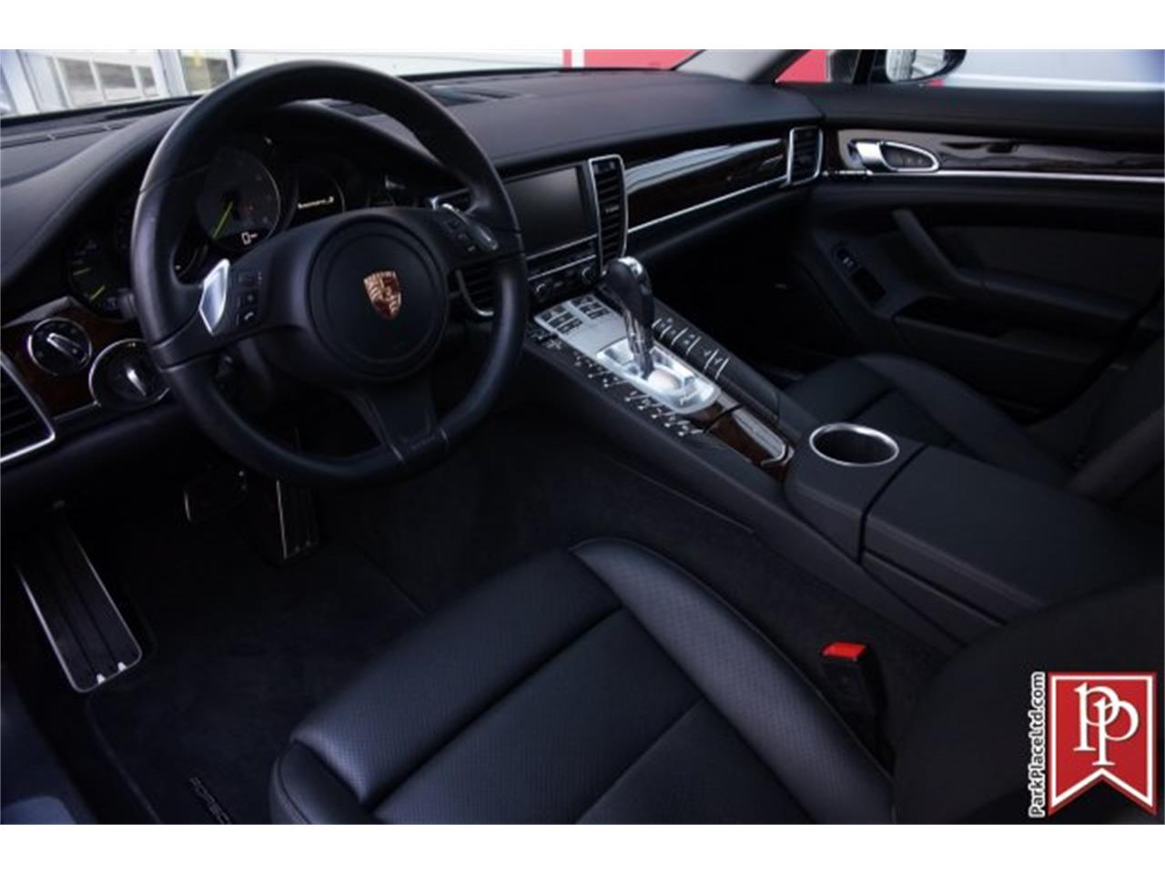 Large Picture of '15 Panamera located in Washington - $55,950.00 Offered by Park Place Ltd - M7QY