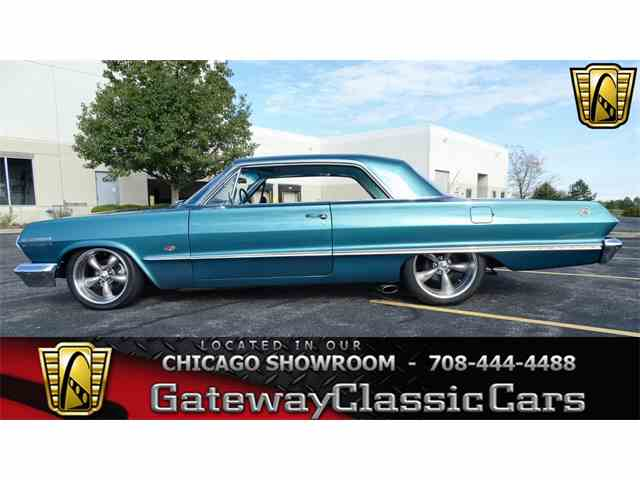 Picture of '63 Impala - M7R3