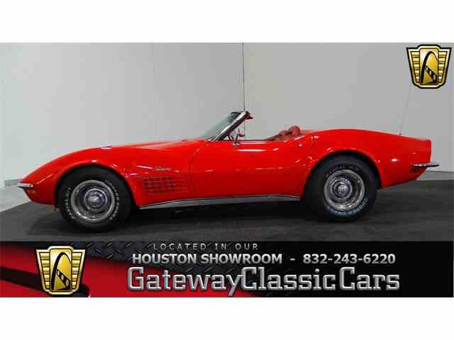 Picture of '70 Corvette - M7RI