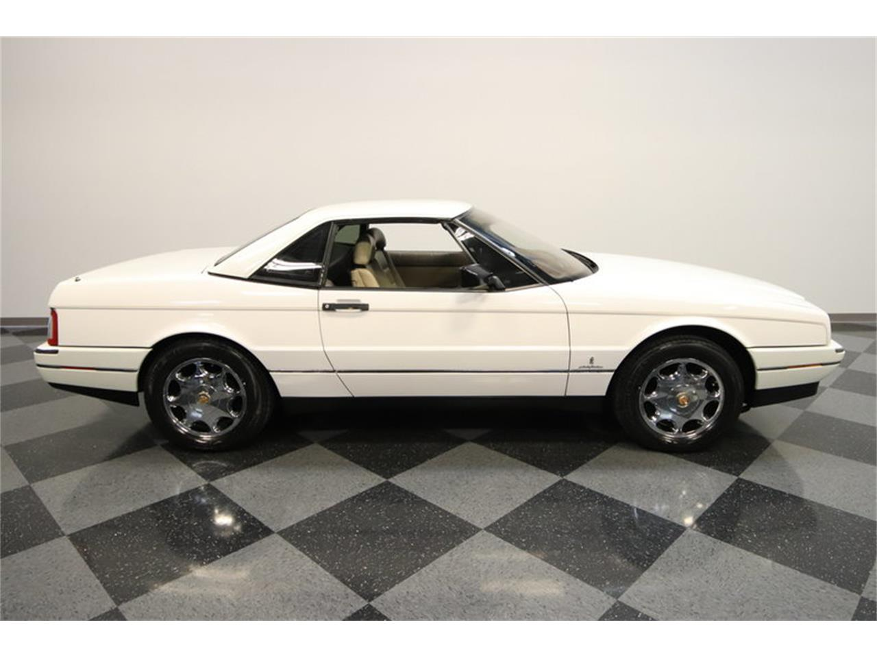 Large Picture of '91 Allante - M7RK
