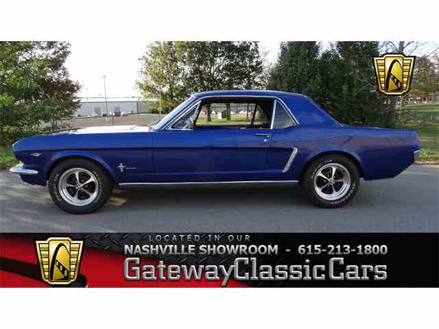 Picture of '65 Mustang - M7RM