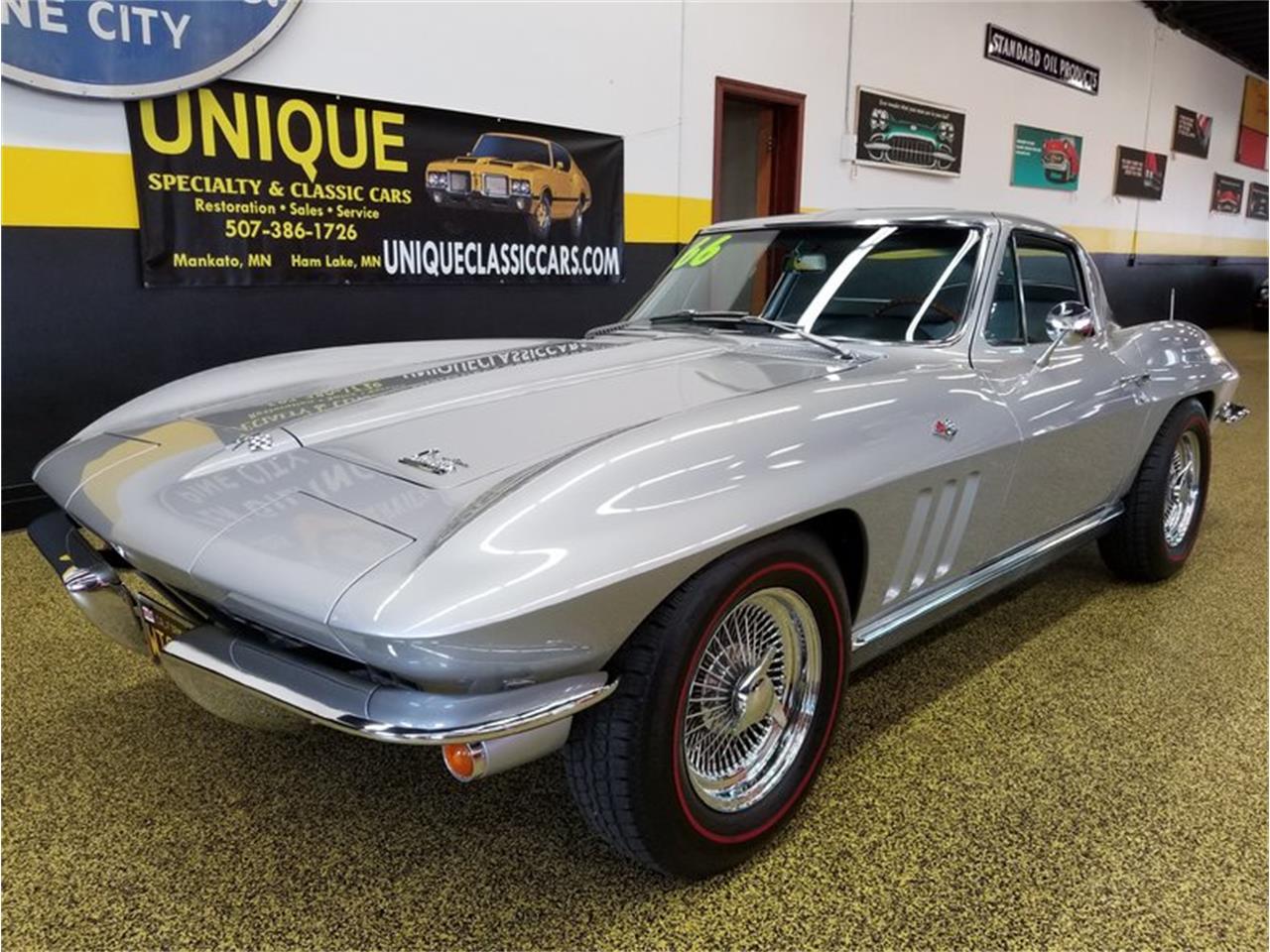 1966 Chevrolet Corvette Coupe For Sale Cc 1036506 Large Picture Of 66 M7ru