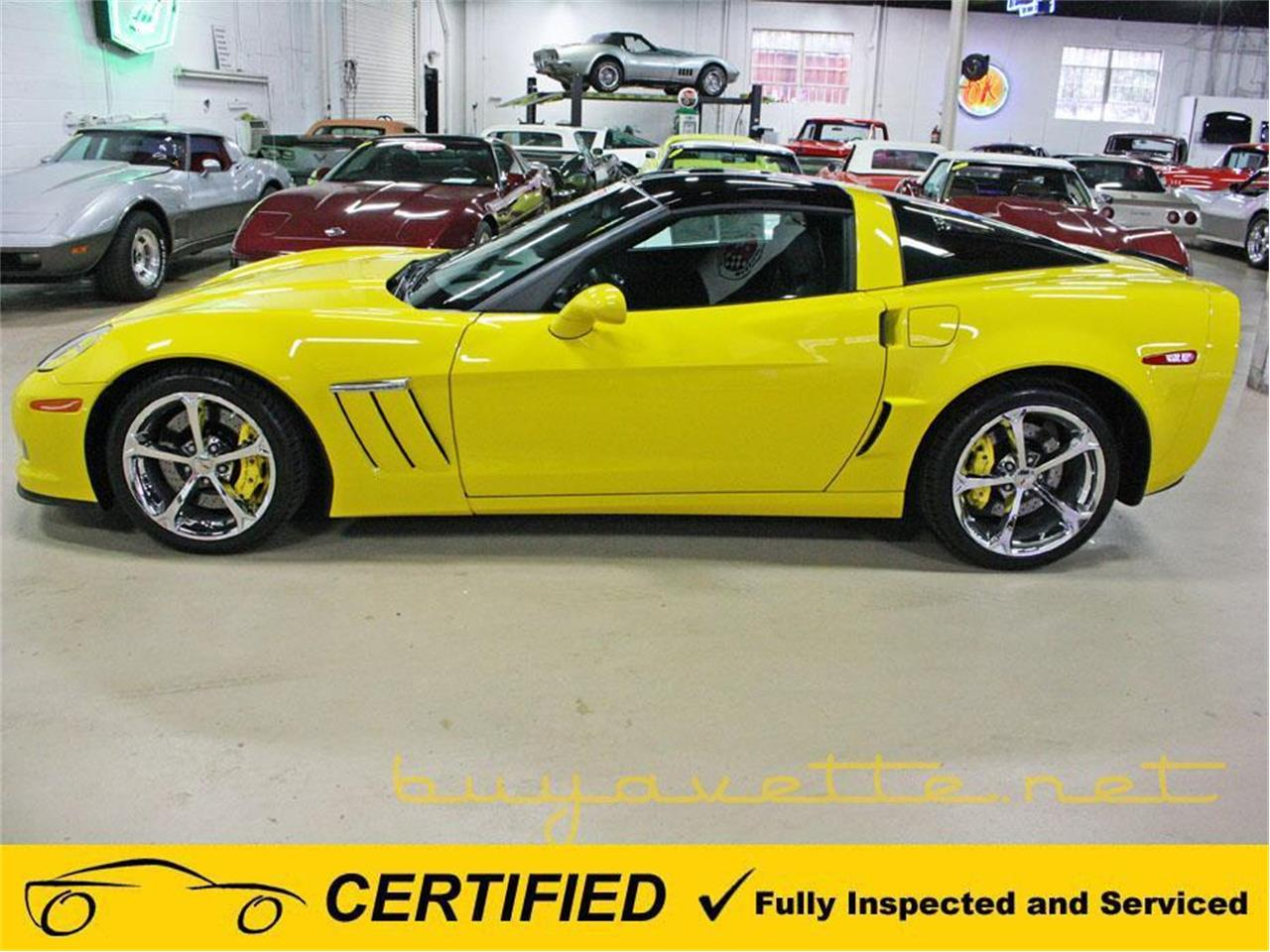 Large Picture of '13 Corvette - M7S9