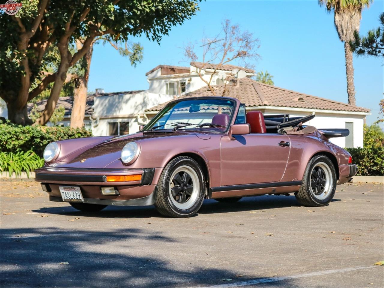 Large Picture of 1987 911 Offered by Chequered Flag International - M7SG