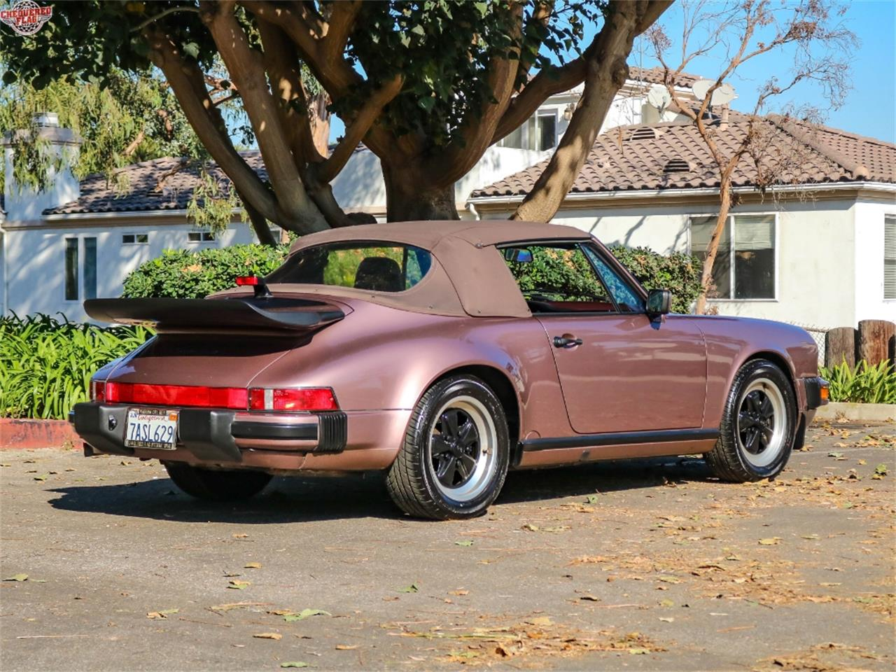Large Picture of '87 Porsche 911 located in California - $53,500.00 Offered by Chequered Flag International - M7SG