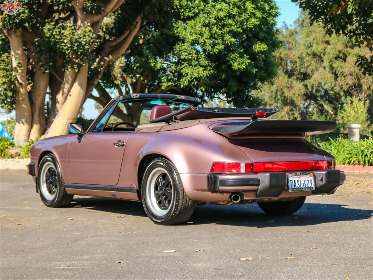 Large Picture of 1987 Porsche 911 located in California - $53,500.00 - M7SG
