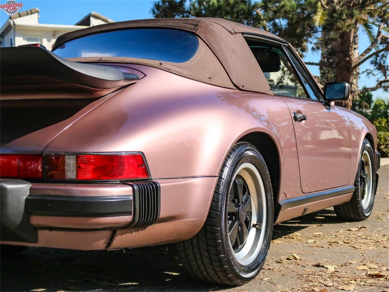 Large Picture of '87 Porsche 911 - $53,500.00 Offered by Chequered Flag International - M7SG