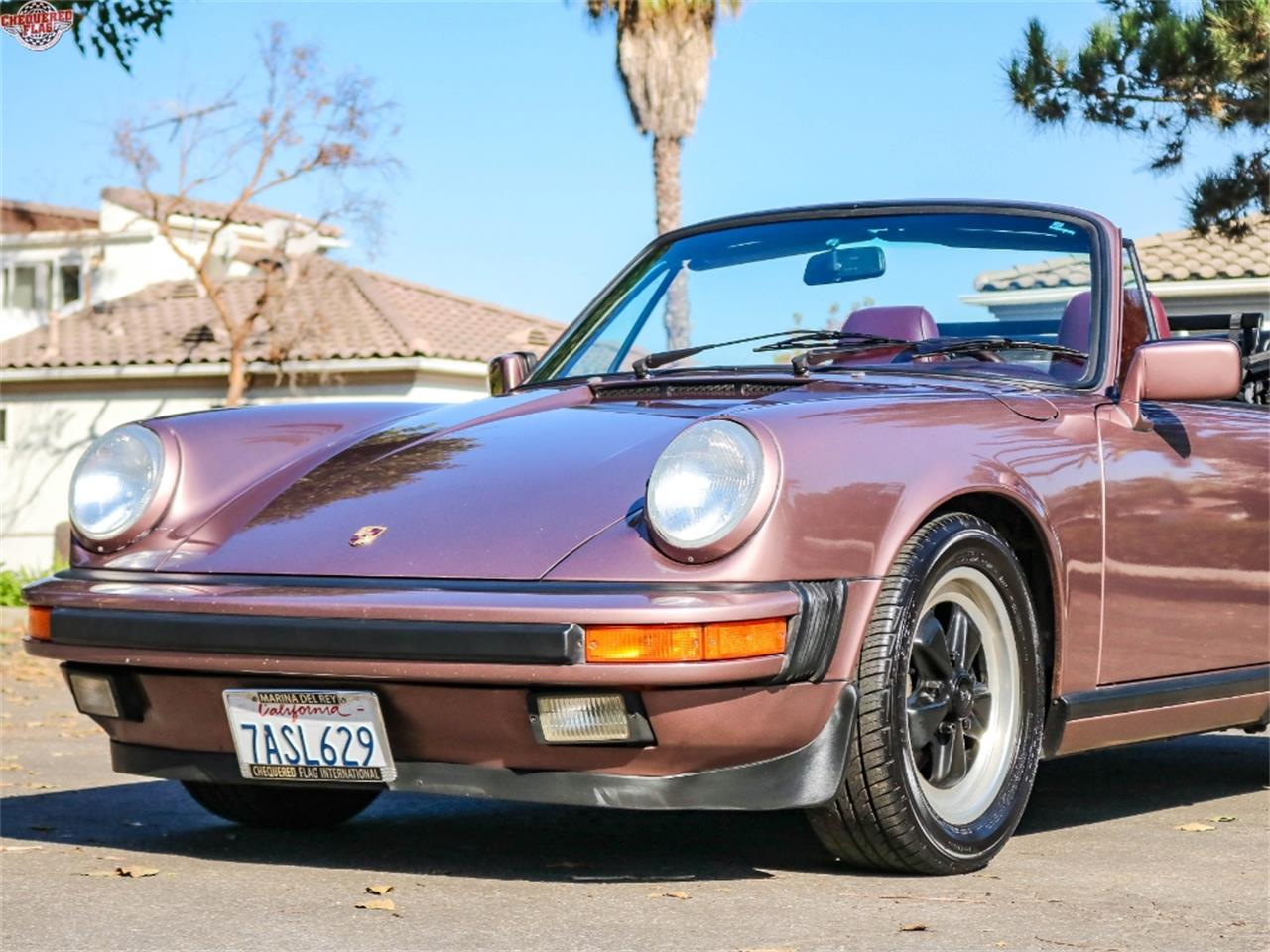 Large Picture of '87 Porsche 911 located in California - $53,500.00 - M7SG