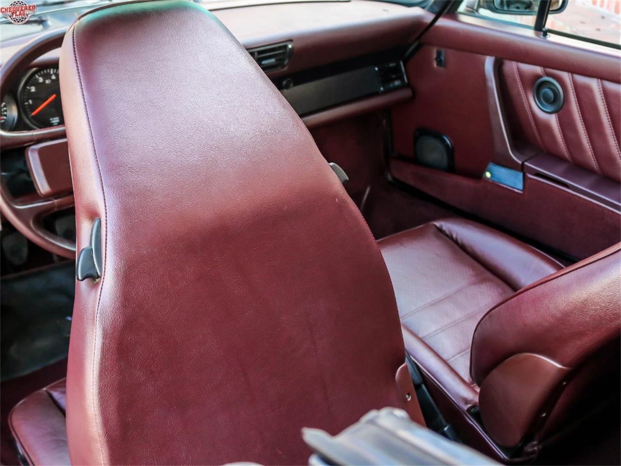 Large Picture of 1987 911 located in Marina Del Rey California Offered by Chequered Flag International - M7SG