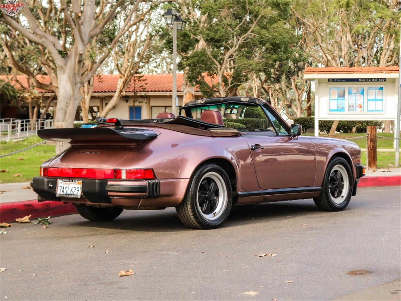Large Picture of '87 Porsche 911 located in California Offered by Chequered Flag International - M7SG