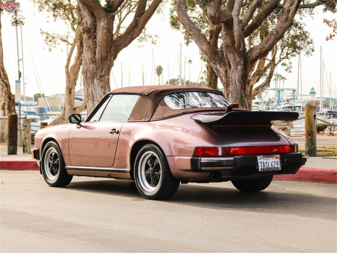 Large Picture of '87 Porsche 911 - $53,500.00 - M7SG