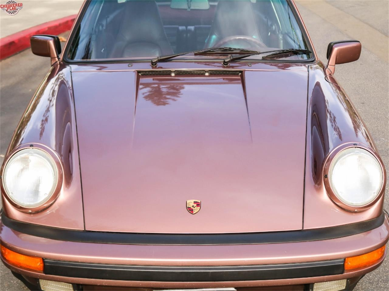 Large Picture of 1987 Porsche 911 located in California Offered by Chequered Flag International - M7SG