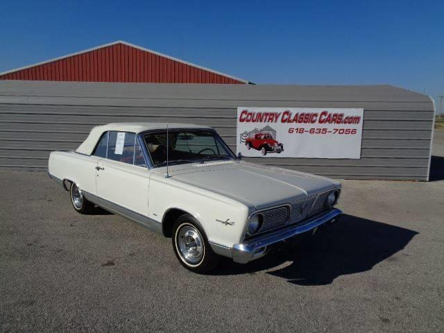 Picture of '66 Valiant - M7ST