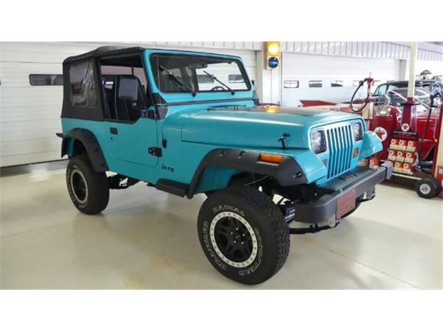 Picture of '93 Jeep Wrangler located in Ohio - $17,995.00 Offered by  - M7SU