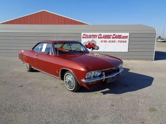 Picture of '66 Corvair - M7SV