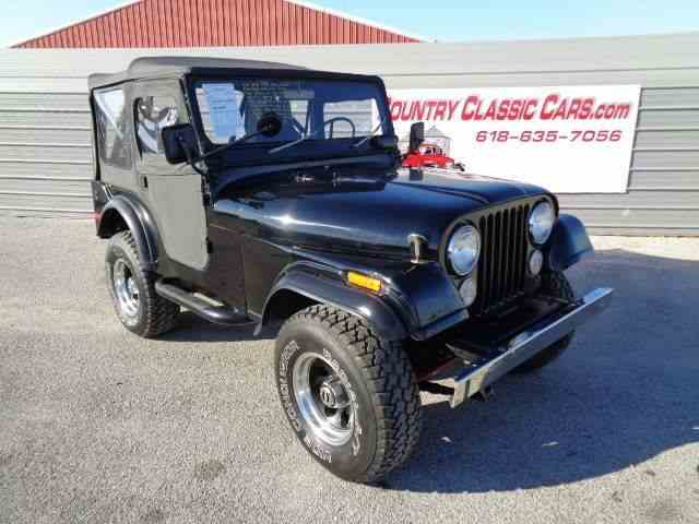 Picture of '73 CJ5 - M7SW
