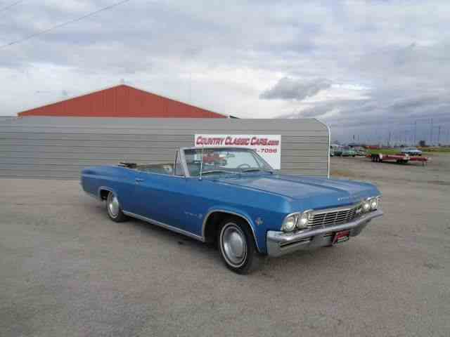 Picture of Classic 1965 Impala located in Staunton Illinois Offered by  - M7T6