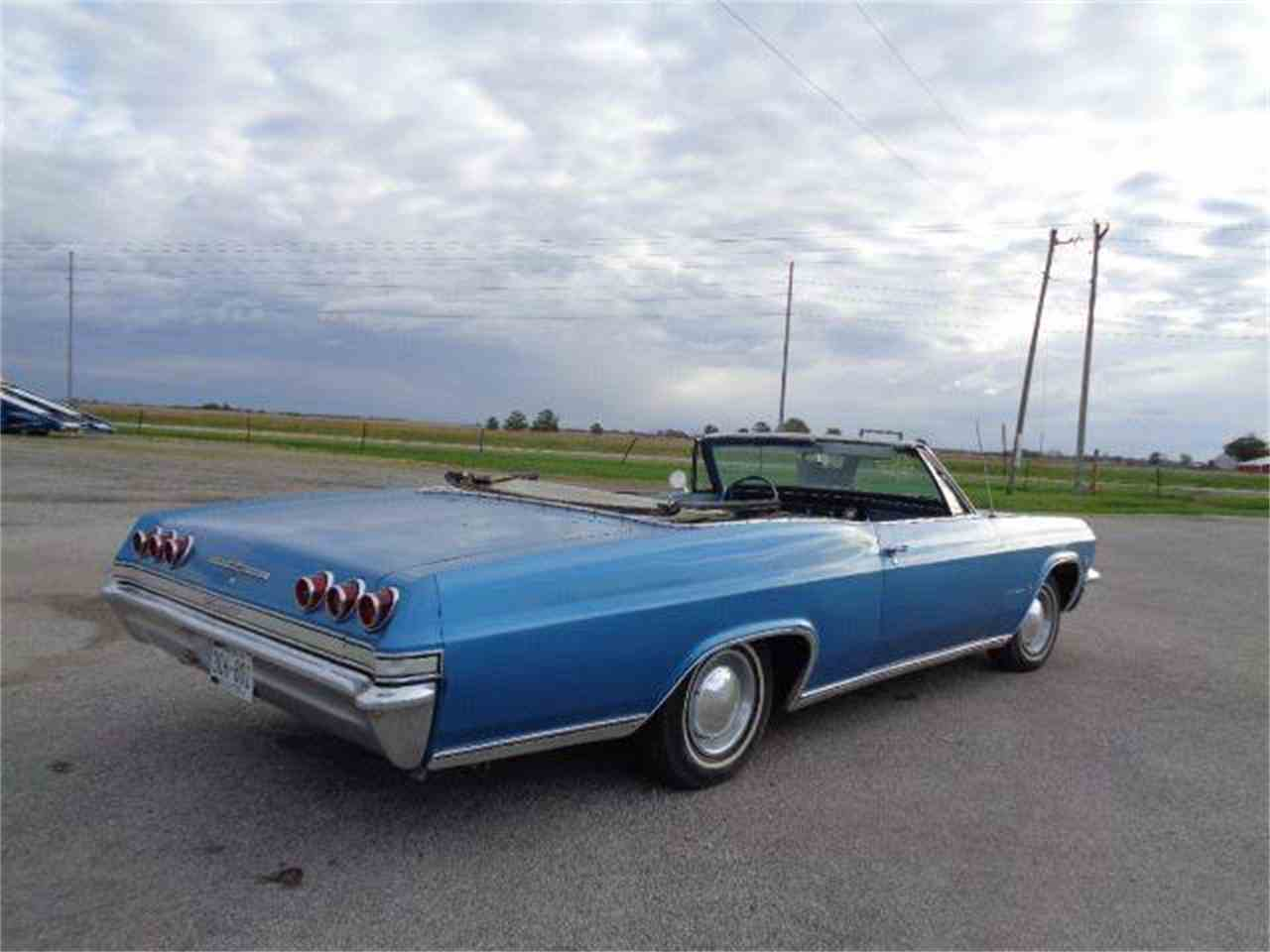 1965 chevrolet impala for sale cc 1036554. Black Bedroom Furniture Sets. Home Design Ideas