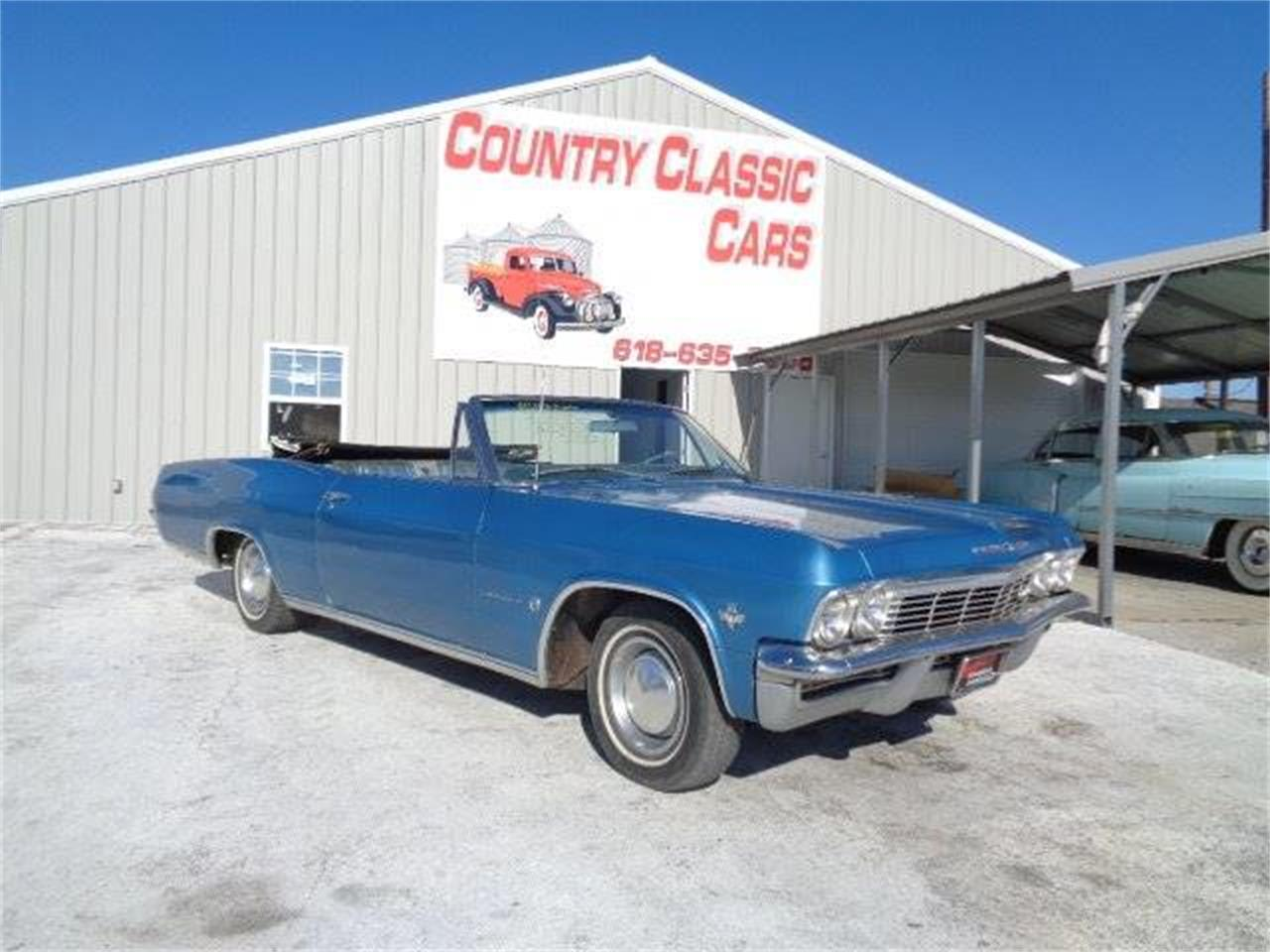 Large Picture of '65 Impala - M7T6