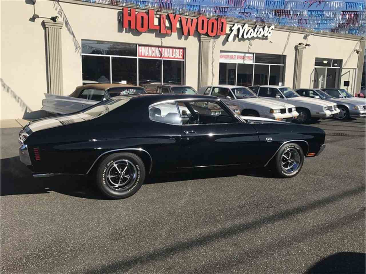 Large Picture of '70 Chevelle - M7TA