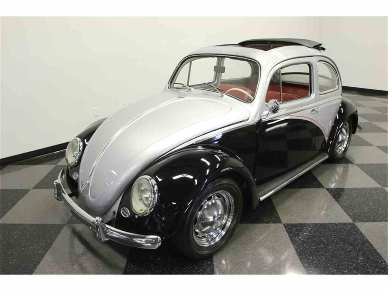 Large Picture of Classic '60 Beetle located in Lutz Florida - $19,995.00 Offered by Streetside Classics - Tampa - M7TJ